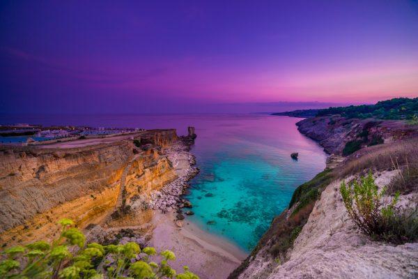 Porto Miggiano colors show